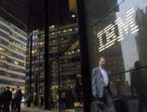 Profitul trimestrial al IBM...