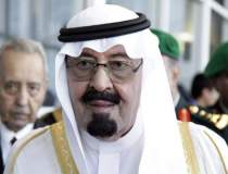 Regele Abdullah al Arabiei...