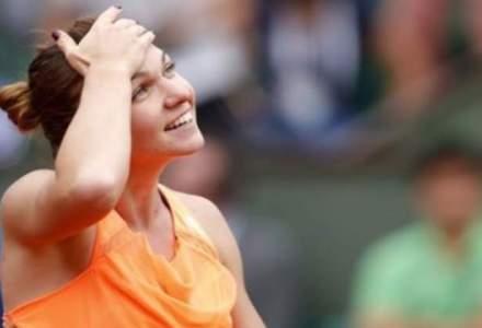 Simona Halep a trecut de Yanina Wickmayer si a intrat in sferturile de finala ale Australian Open