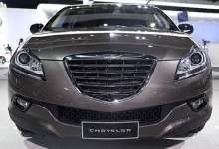 Chrysler si Lancia vor fuziona anul acesta