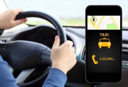 Comenzi mobile pentru taxi-uri: Cati romani prefera Android, cati iOS si cate comenzi telefonice se plaseaza