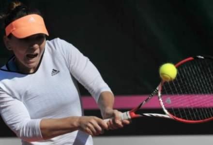 Prima infrangere pentru Simona Halep in 2015! Cine este tenismena din Rusia care a eliminat-o din Australian Open