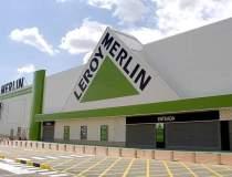 Leroy Merlin a inceput...