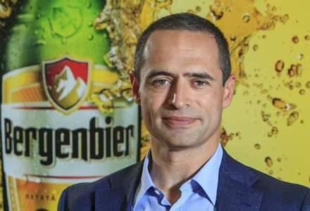 CEO-ul Bergenbier preia conducerea Asociatiei Berarii Romaniei