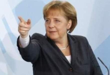 """Mesajul lui Angela Merkel pentru Alexis Tsipras: cancelarul german ii doreste """"putere si succes"""""""