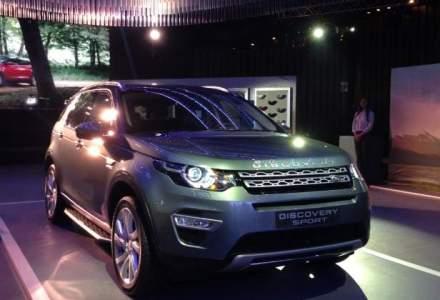Land Rover Discovery Sport a fost lansat in Romania. Vanzarile vor depasi 250 de unitati