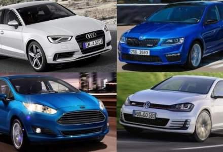 Piata auto in 2014, primul an de crestere dupa 6 ani de declin
