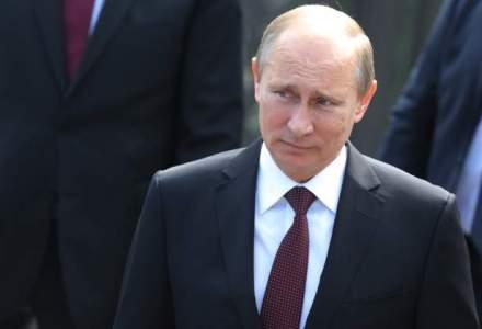 Banca centrala a Rusiei a taiat dobanda cheie; rubla a scazut la cel mai scazut nivel din ultimul an