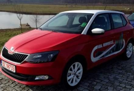 Test drive cu Skoda Fabia III, generatia fashion ajunge in Romania
