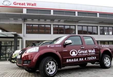 Bulgarii care produc Great Wall au intrat pe piata din Serbia