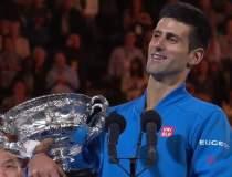Novak Djokovici este pentru a...