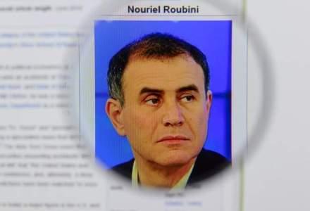 """Economistul american Roubini: de ce relaxarea cantitativa este """"un joc cu suma nula"""""""