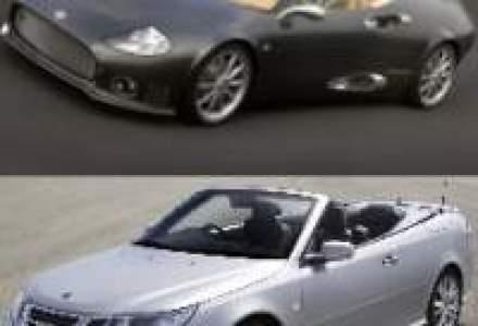 Saab supravietuieste. Olandezii de la Spyker platesc 400 mil. $
