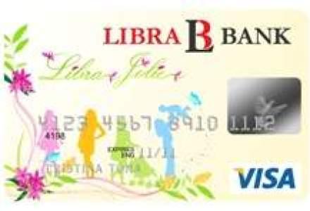 Libra Bank a lansat un card de credit dedicat femeilor