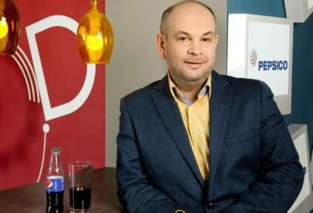 PepsiCo l-a promovat pe Calin Clej in functia de director de marketing in Europa de Sud-Est