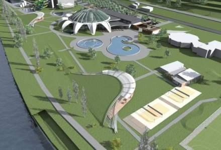 Complexul wellness Nymphaea din Oradea: investitia se ridica la 20 mil. euro