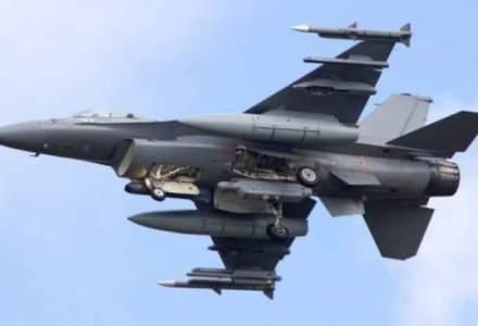 Primele avioane de vanatoare F-16 vor ajunge in Romania in 2016