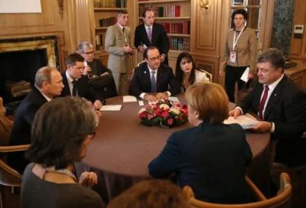 Cvartetul diplomatic care poate schimba istoria Ucrainei: cum se inclina balanta puterii intre Merkel si Putin