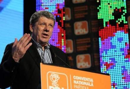 Gheorghe Albu, fostul deputat PDL, a fost ales membru in CA al SIF Moldova