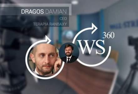 Cat de sanatos este sistemul sanitar din Romania? Raspunde Dragos Damian (CEO Terapia Ranbaxy) in emisiunea WALL-STREET 360