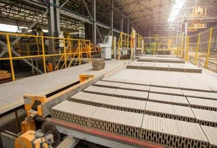 Producatorul de caramizi Cemacon vrea afaceri cu cel putin 40% mai mari in 2015