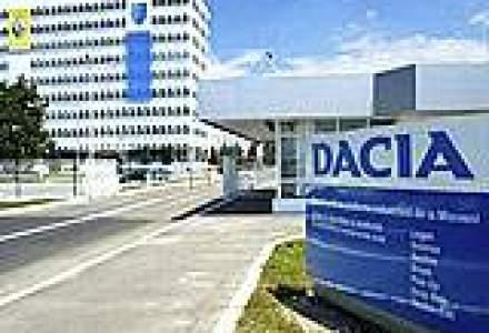 Sindicalistii de la Automobile Dacia cer o majorare salariala de 520 de lei