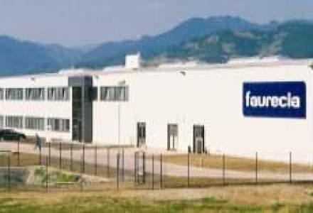 Faurecia, furnizorul de piese pentru Dacia Logan, mizeaza pe crestere in 2010