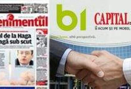 Ce spune Bobby Paunescu despre preluarea EvZ si Capital