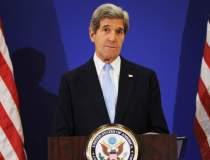 John Kerry: Statele Unite ar...