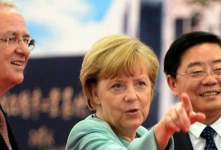 Angela Merkel a avut o intrevedere privata cu Papa Francisc: Am discutat despre Ucraina