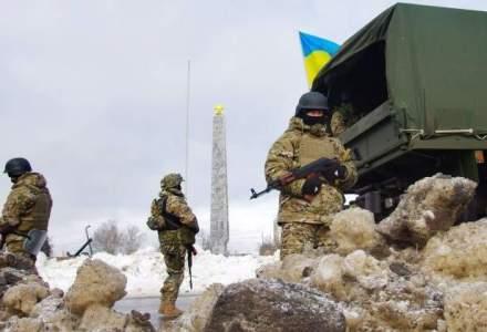 Armata ucraineana si rebelii prorusi au efectuat un schimb de prizonieri consistent