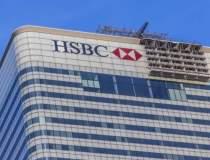 Profitul HSBC a scazut anul...