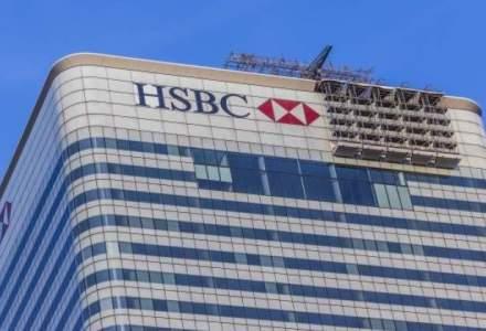 HSBC, profit in scadere cu 17% anul trecut