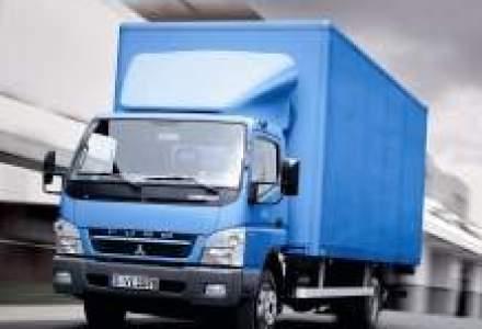 Camioanele Mitsubishi Fuso Canter vin cu noi norme de emisii din aprilie
