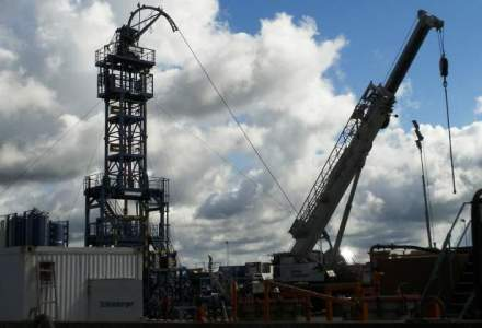 Chevron Romania: Terenul de la Pungesti va fi redat proprietarului cand conditiile meteo vor permite