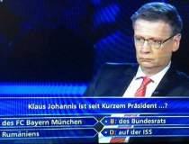 Intrebare de 16.000 euro, in...