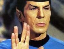 Comandantul Spock din Star...