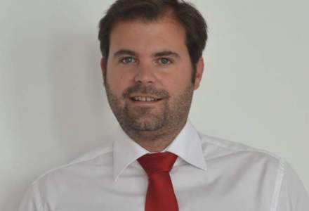 Edenred Romania are un nou director general, Vianney du Parc, venit din Polonia