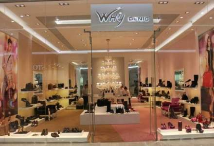 Pantofii romanesti Denis fac pasi mari in business: 160.000 de perechi vandute si afaceri de 10,5 mil. euro in 2014