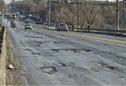 Primaria Bucuresti, 180 de milioane de lei pentru reparatiile strazilor in 2014: unde s-au dus banii?