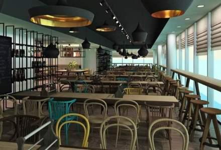 Flavours deschide un nou concept de restaurant in Bucharest Business Park