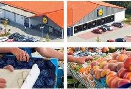 Lidl buys Plus Romania retail chain