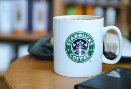Cafenelele Starbucks din Romania au fost vandute