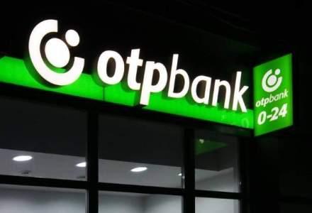 OTP Bank a anuntat profitul pe 2014 in Romania: 2,47 MIL.euro, in pofida pierderilor din T4