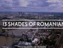 """""""13 Shades of Romania"""" - un..."""