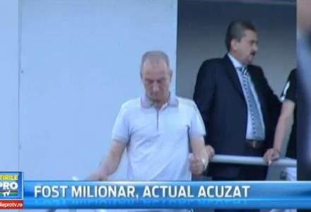 Bancruta frauduloasa: Dumitru Bucsaru, cercetat in arest la domiciliu