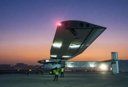 [VIDEO] Calatorie in jurul lumii la bordul unui avion alimentat doar cu energie solara. Povestea aparatului de zbor Solar Impulse 2
