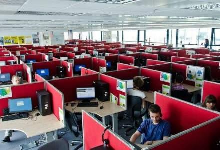 Angajari masive in outsourcing: CGS angajeaza 500 de persoane in prima parte a anului