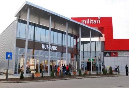Militari Shopping Center, venituri din chirii in scadere. Retailerii au vandut insa mai bine