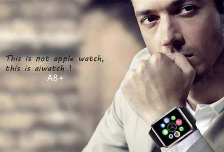 Apple Watch sau...AiWatch? Chinezii se mobilizeaza!